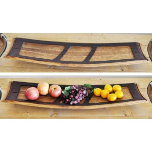 Barrel Stave Tray III