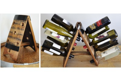 Wine Rack, 12-bottle